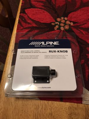 Alpine Rux-Knob for Sale in Greensburg, PA