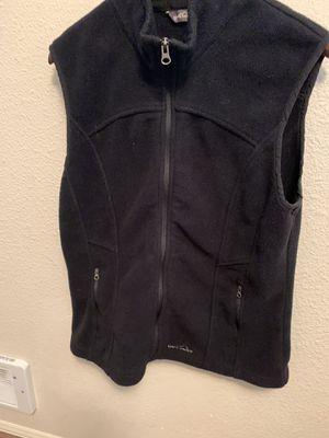 Woman's Eddie Bauer fleece vest for Sale in Redmond, WA