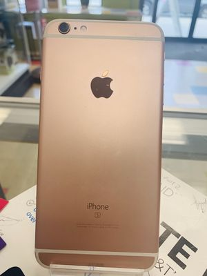 apple iphone 6s plus 64 gb unlocked with store warranty and receipt for Sale in Boston, MA