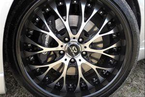 "Gloss Black w/ Machined Face Custom Rims Wheels 19"" for Sale in Salinas, CA"