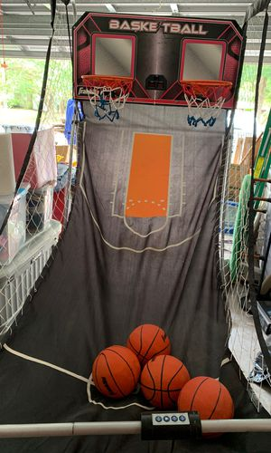 Pop a shot basketball hoop for Sale in Tampa, FL