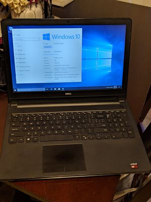 Dell laptop for Sale in Corning, CA