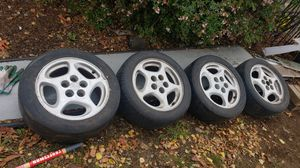 Nissan parts 1990 300 ZX Engine Wheels Hood ++ for Sale in Tacoma, WA