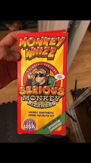 Monkey Whizz + 1 Warmer for Sale in San Francisco, CA