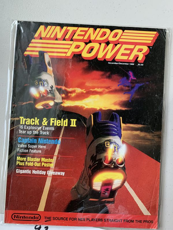 Nintendo Power Magazine issue 3 November/December 1988