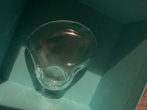 Tiffany & Co. Glass Heart Case for Sale in Las Vegas, NV