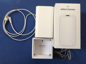 Apple AirPort Extreme Base Station ME918LL/A for Sale in Evanston, IL