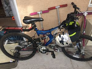 Bike and accessories included for sale! for Sale in Las Vegas, NV