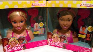 Barbie Doll Styling Head 7 PC Access for Sale in Jacksonville, FL