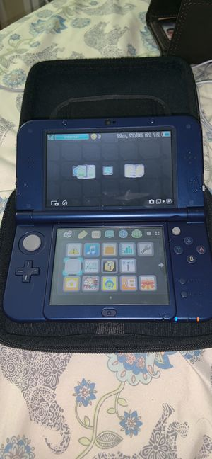 For sale Nintendo 3DS xl like new for Sale in Leesburg, VA