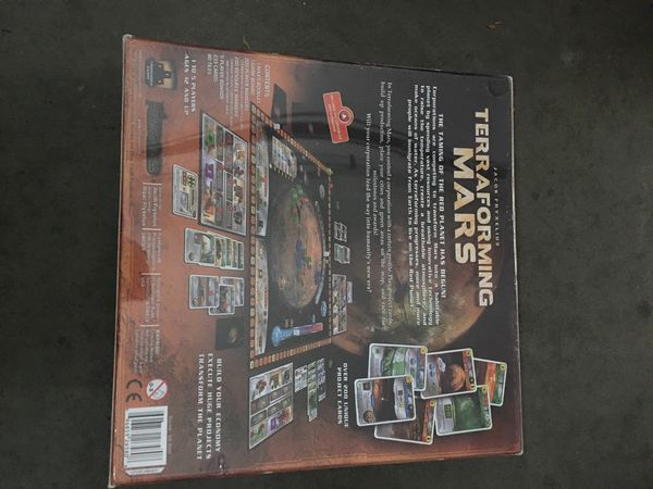 Terraforming Mars Board Game (2016) New Sealed