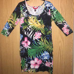 Tropical Body Con Dress for Sale in Las Vegas, NV