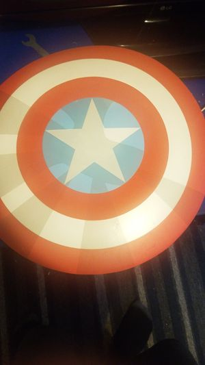 Marvel Captain America Toy Shield for Sale in Lowell, MA