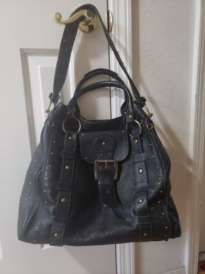 BETSEY JOHNSON LEATHER PURSE for Sale in Flagstaff, AZ