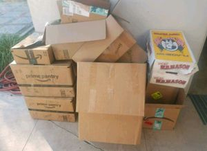 Free boxes and packing materials for Sale in Costa Mesa, CA