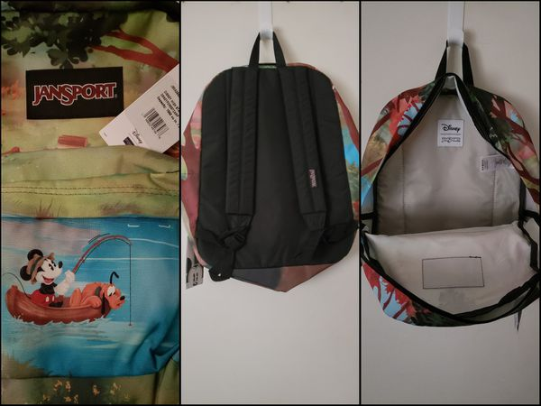 f1113b5ad96 Jansport Disney Mickey backpack for Sale in Corona