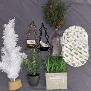 Christmas Decor / Fake Plants for Sale in Hayward, CA