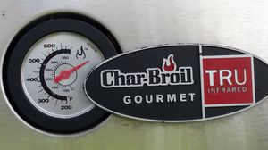 CHAR-BROIL GOURMET TRU INFARED for Sale in Oshkosh, WI