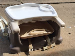 High chair / booster / travel chair for Sale in Arlington, TX