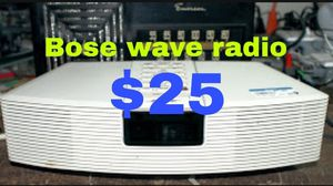 Bose wave radio works for Sale in Stockton, CA