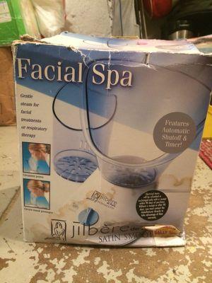 Jilbere facial spa steamer for Sale in Denver, CO