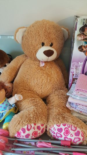 Big teddy bear for Sale in Saint Robert, MO