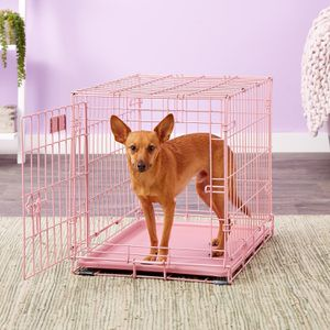 Pet Crate for Small Dogs (pink) for Sale in Washington, DC
