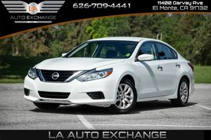2017 Nissan Altima for Sale in El Monte , CA