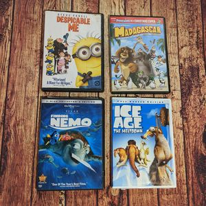Lot of Kids Disney/DreamWorks/Etc DVDs for Sale in Wauwatosa, WI