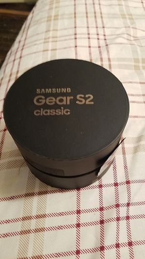 Samsung gear S2 classic for Sale in Houston, TX