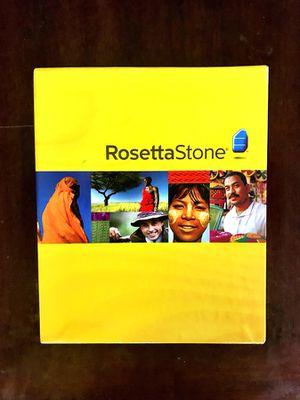 SPANISH ROSETTA STONE for Sale in Houston, TX
