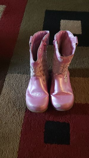 Hello kitty toddler boots for Sale in San Jose, CA