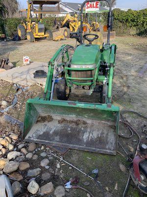 John deer tractor for Sale in Manteca, CA