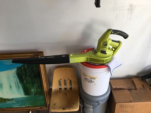 Electric leaf blower for Sale in Fontana, CA