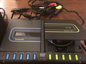 Kawasaki DVD Player for Sale in Lincoln, DE