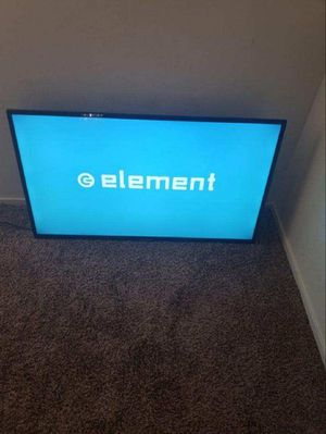 """50""""inch Element tv for Sale in Fresno, CA"""