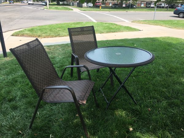 4 Chair and Table set
