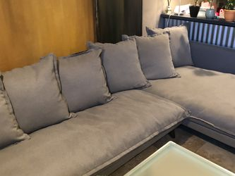 Modern And Chic L Shaped Sectional Couch for Sale in Hayward,  CA