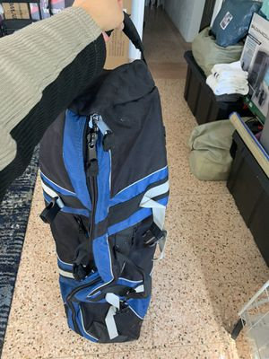 Ogio Large Gulf Bag With Wheels Like New for Sale in Hollywood, FL