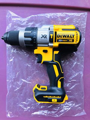 NEW ** DEWALT DCD99613 20V LithIum Brushless Hammer Drill/Drive ( Battery not Included) ** $100 for Sale in Bakersfield, CA
