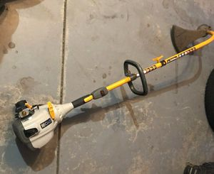 Troy built lawn mower and ryobi weed eater for Sale in Georgetown, KY