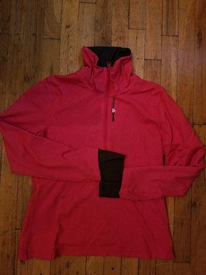 EUC Women's Reebok Cross Fit Half Zip Jacket (Size L) for Sale in Denver, CO