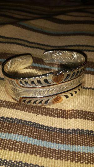 Authentic Montana Silversmith 2-Toned Bracelet for Sale in Fairfax, VA