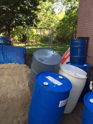 Drum Barrels for Sale in Grosse Pointe Park, MI