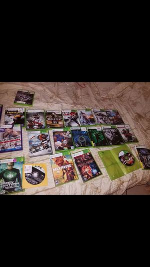 Xbox 360 games for Sale in Phoenix, AZ