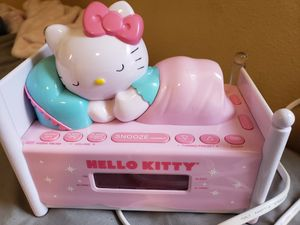 Hello Kitty Alarm Clock for Sale in Valrico, FL