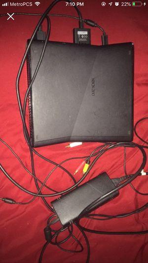 black xbox 360 w/ hd dvd player for Sale for sale  Brandon, FL
