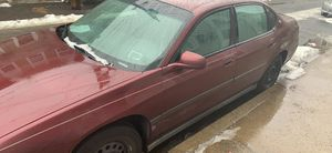 2001 Chevy impala for Sale in Derby, CT