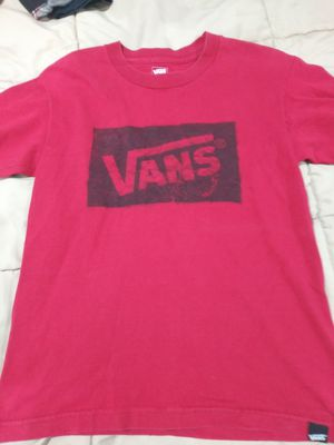 Vans T-shirt for Sale in Springdale, AR