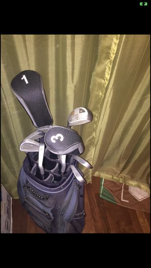 Golf Clubs with caddy bag for Sale in San Diego, CA